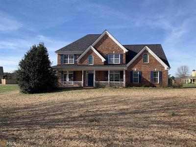 Jefferson GA Single Family Home New: $220,000