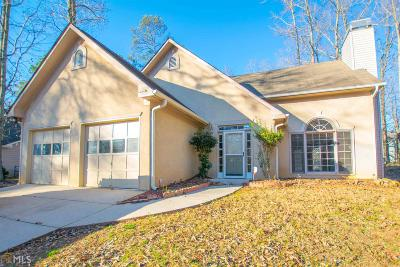 Rex Single Family Home Under Contract: 3250 Wildflower Rd