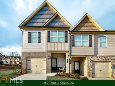 Winder Condo/Townhouse Under Contract: 380 Turtle Creek Dr