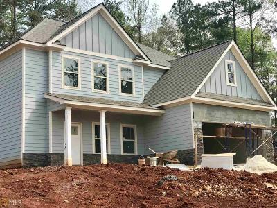 Douglasville Single Family Home New: 235 Bryson Lake Cir