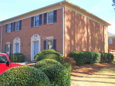 Alpharetta Condo/Townhouse Under Contract: 2830 Webb Bridge Rd