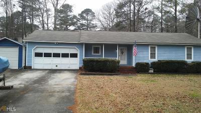 Grayson Single Family Home New: 1483 Lakemont