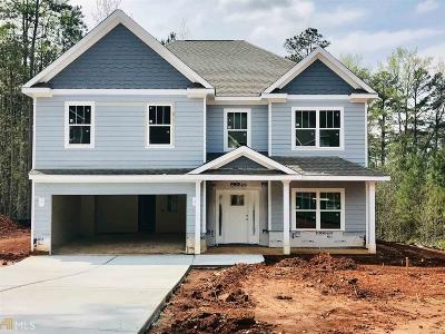 Douglasville Single Family Home New: 198 Bryson Lake Cir