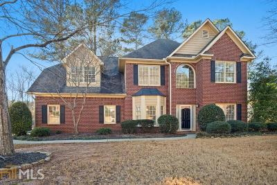 Suwanee Single Family Home New: 3220 Maple Ter Dr