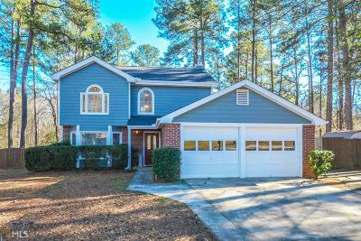 Rockdale County Single Family Home Under Contract: 3811 Eden Glen Dr
