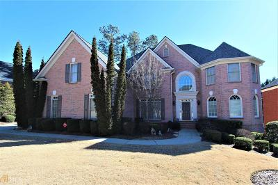 Alpharetta Single Family Home New: 225 Morton Manor Ct