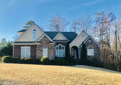 Griffin Single Family Home New: 107 Cheshire Dr