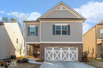 Buford Single Family Home Back On Market: 2085 Black Pebble Cir