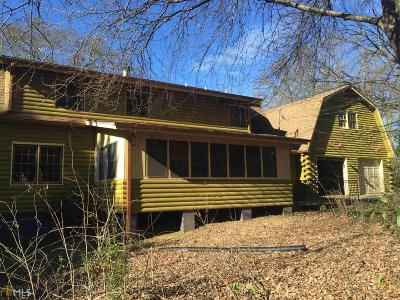 Franklin County Single Family Home Under Contract: 1371 Grady School Rd