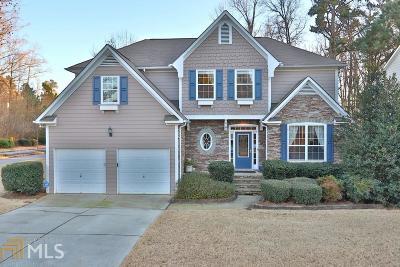 Acworth Single Family Home New: 4343 Walforde Blvd