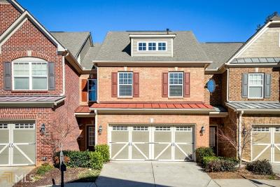 Alpharetta Condo/Townhouse New: 11182 Blackbird Ln