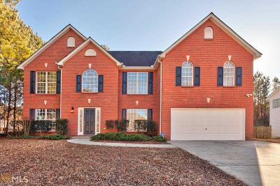 Lithonia Single Family Home New: 6733 Princeton Park Walk