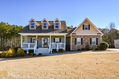 Cartersville Single Family Home Under Contract: 28 Cass Station Dr