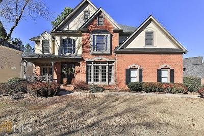 Alpharetta Single Family Home New: 1030 Wynridge Xing