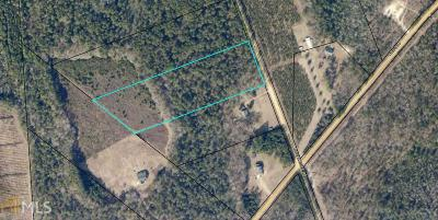 Brooklet Residential Lots & Land New: Buie Driggers Rd #6