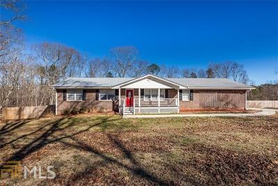 Douglas County Single Family Home Under Contract: 8826 Camp Rd