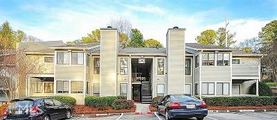 Doraville Condo/Townhouse Under Contract: 3417 Ivys Walk