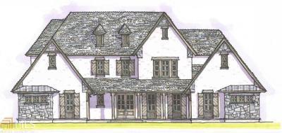 Atlanta Single Family Home New: 100 Lake Forrest Ln