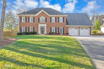 Marietta Single Family Home Under Contract: 1829 Jacksons Creek Dr