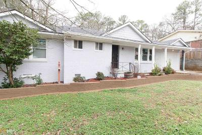 Smyrna Single Family Home New: 2634 Birch St