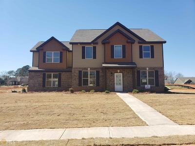Locust Grove Single Family Home New: 1133 Abundance Dr #34