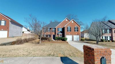 Henry County Single Family Home Under Contract: 1305 Aberdare Dr