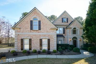 Dacula Single Family Home New: 3617 Archmont Trl