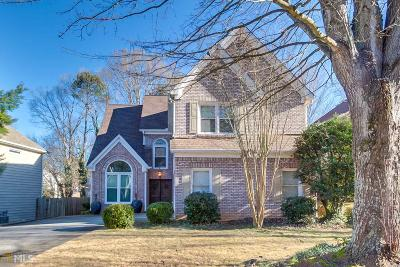 Acworth Single Family Home Under Contract: 4848 Thicket Path