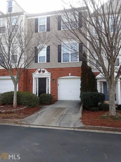 Alpharetta Condo/Townhouse New: 3447 Lathenview Ct