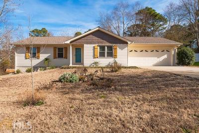 Rockdale County Single Family Home Under Contract: 2125 Arlin St