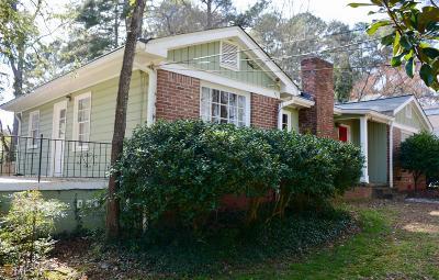 Atlanta Single Family Home New: 735 Burke Rd