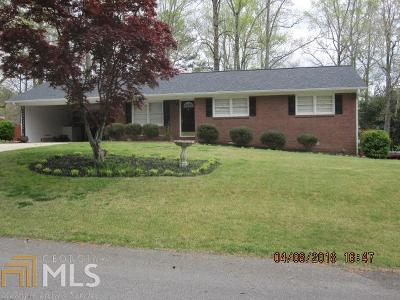 Sugar Hill Single Family Home New: 5093 Sunset Dr