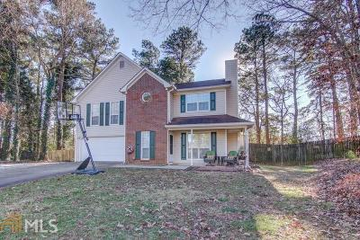 Grayson Single Family Home New: 580 Rosewood Trl