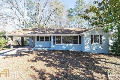 Historic Marietta Single Family Home For Sale: 175 Normandy Dr