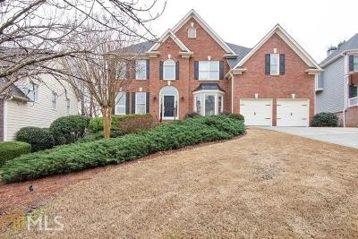 Dacula Single Family Home New: 1521 Grove Arbor Ct