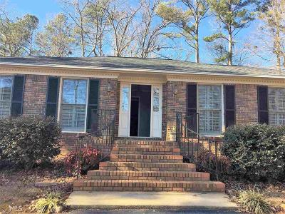 Newnan Single Family Home New: 2 Woodland