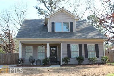 Cumming Single Family Home New: 4485 Bonneville