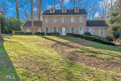 Atlanta Single Family Home Under Contract: 2891 Cravey Dr