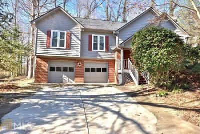 Powder Springs Single Family Home New: 3370 Hickory Ln