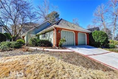Roswell Single Family Home New: 2500 Camden Glen Ct