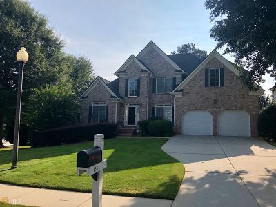 Newnan Single Family Home For Sale: 158 Tall Timbers Cir
