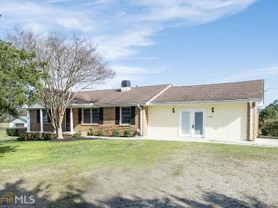 Henry County Single Family Home New: 1603 Iris Lake Rd