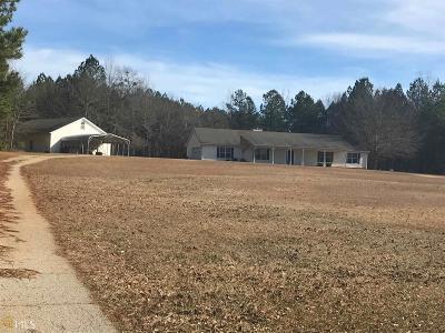 Rutledge Single Family Home New: 1100 Reese Rd