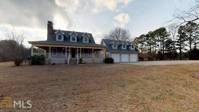Monroe Single Family Home Under Contract: 3430 Glass Rd