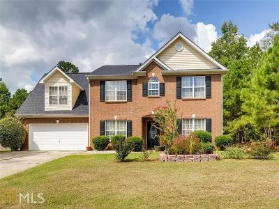Rockdale County Single Family Home Under Contract: 1160 Falk Trce