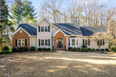 Clayton County Single Family Home Under Contract: 1891 Emerald Dr