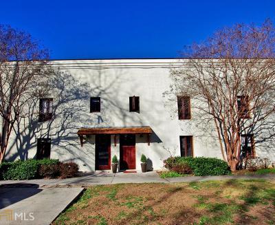 DeKalb County Condo/Townhouse New