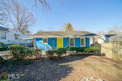 Scottdale Single Family Home Under Contract: 870 Tanner Dr