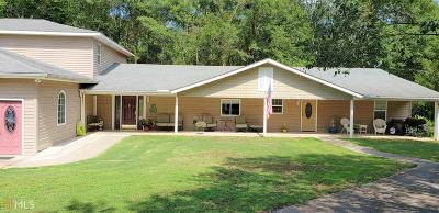 Elbert County, Franklin County, Hart County Single Family Home For Sale: 233 George Burns Ln