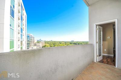 Bradford On Peachtree Condo/Townhouse For Sale: 2161 Peachtree Rd #803